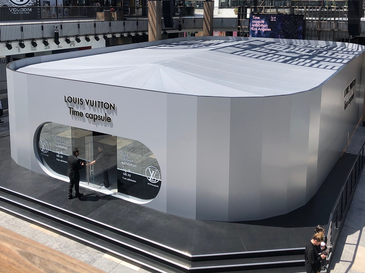 AgenC Experiential Marketing Agency Louis Vuitton