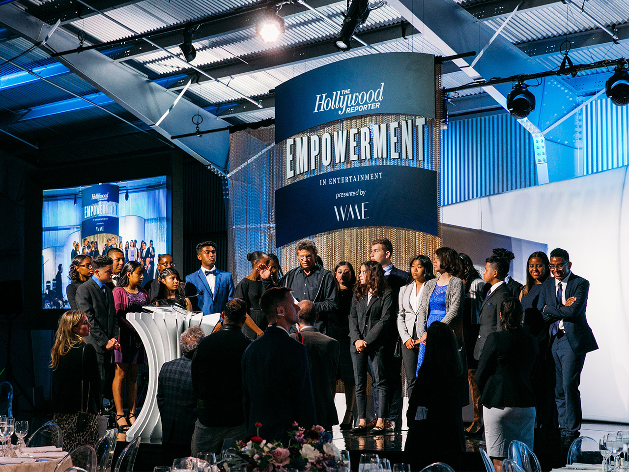 The Hollywood Reporter Empowerment in Entertainment AgenC
