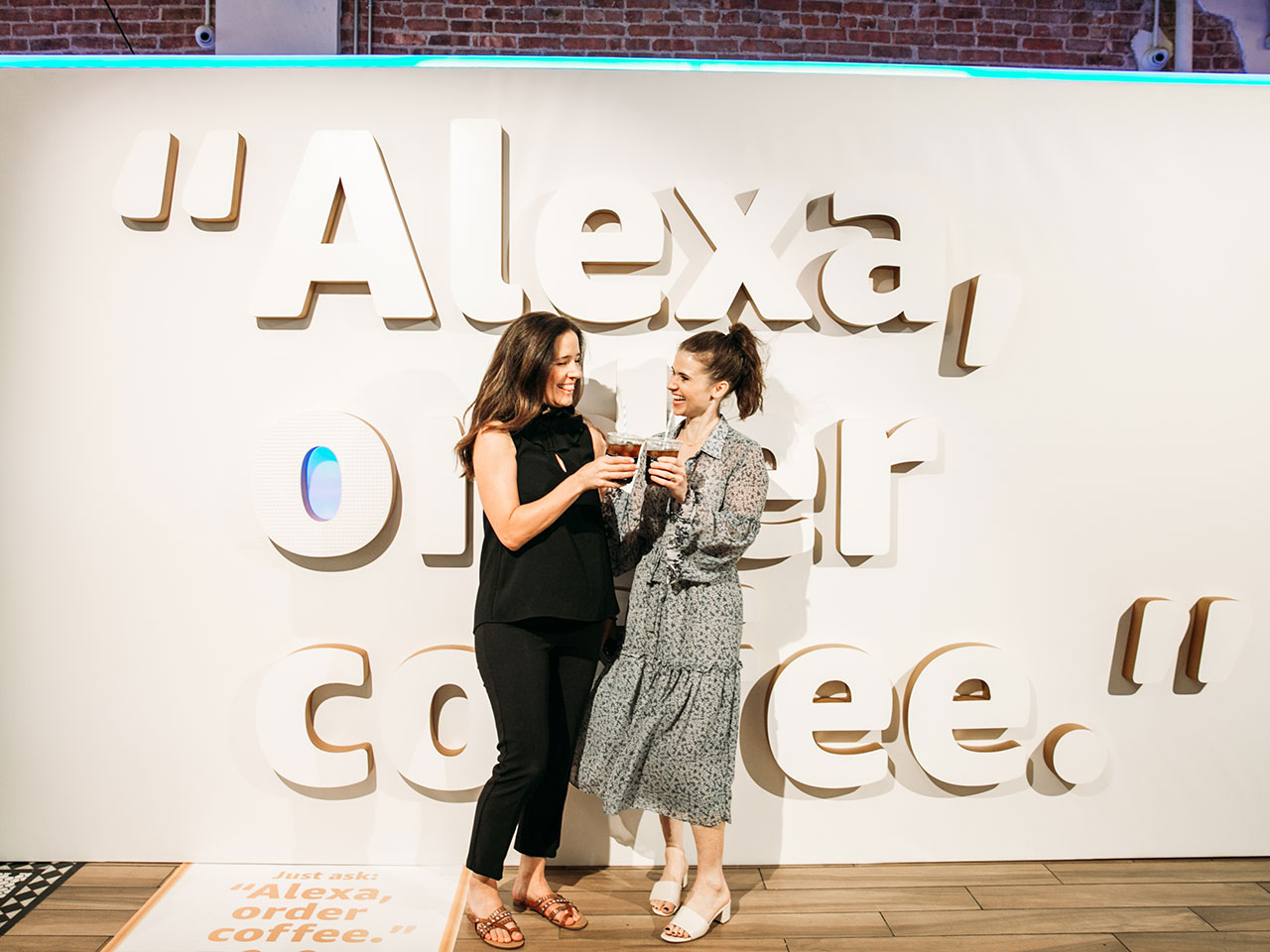 Amazon Alexa Retail Press Preview AgenC Experiential