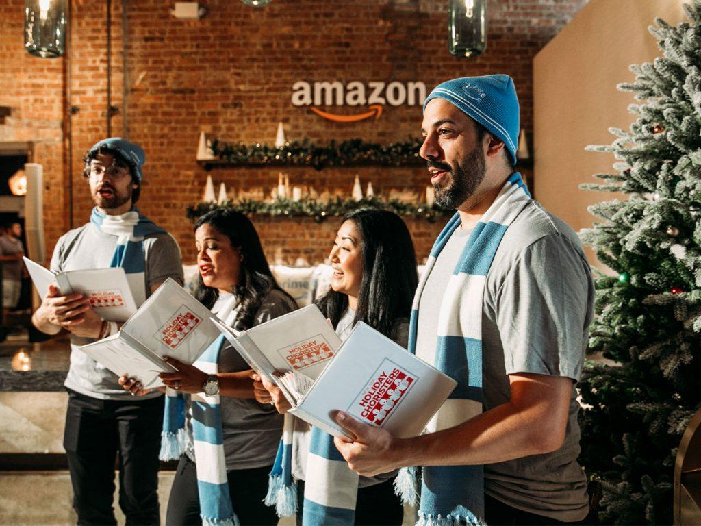 Amazon Alexa Retail Press Preview AgenC Experiential