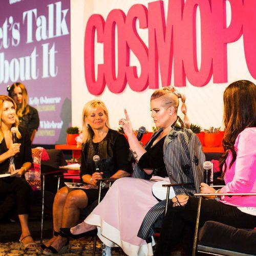 AgenC Cosmopolitan Let's Talk