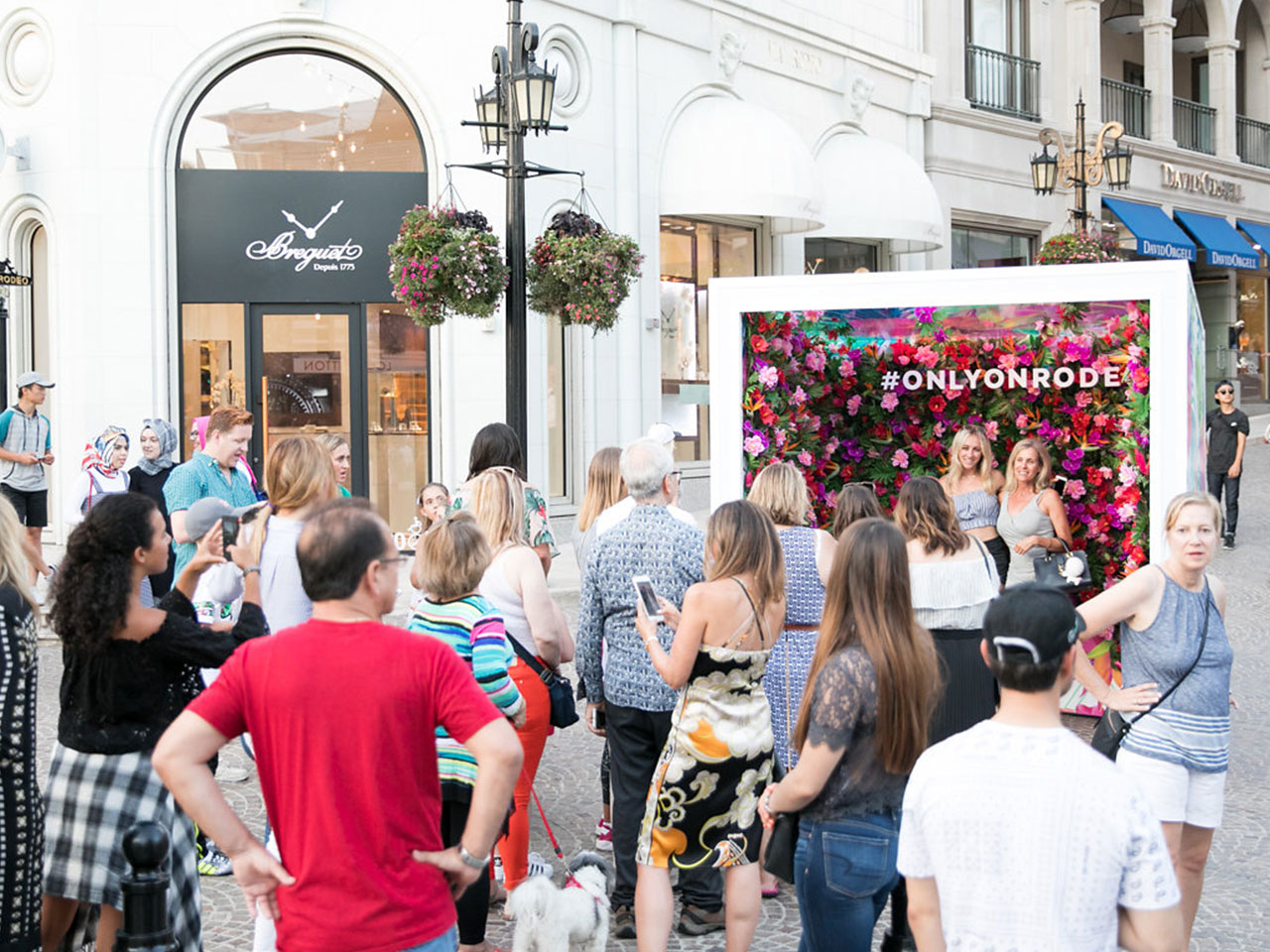 AgenC Experiential Marketing Rodeo Drive BOLD
