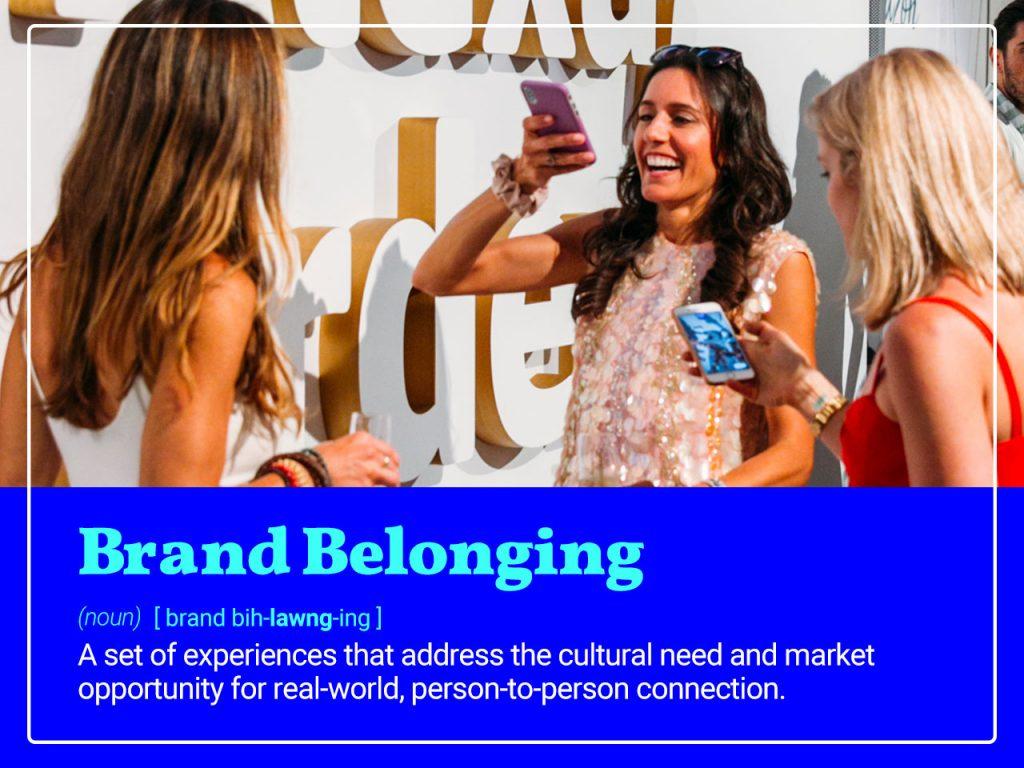 Brand Belonging
