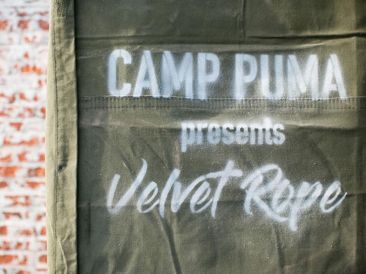 AgenC PUMA Velvet Rope
