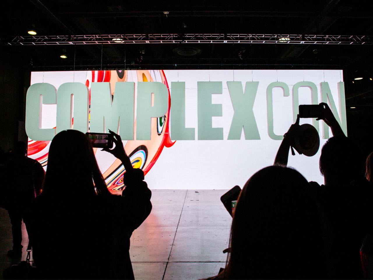 AgenC PUMA Complex Con