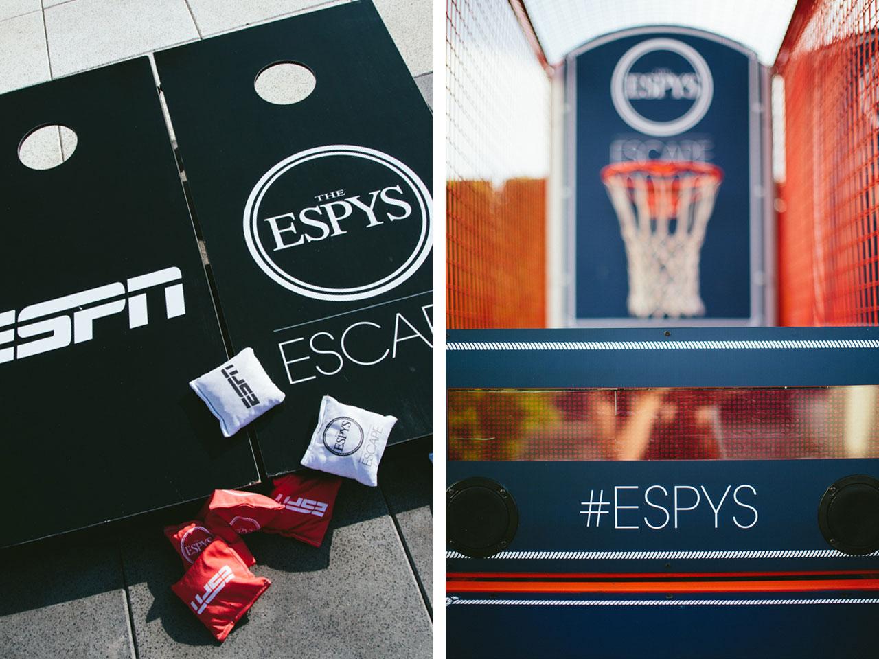 AgenC ESPN ESPYS
